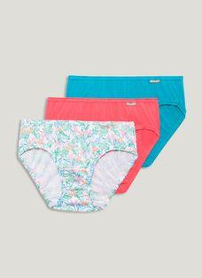 3-Pack Jockey Elance Bikini