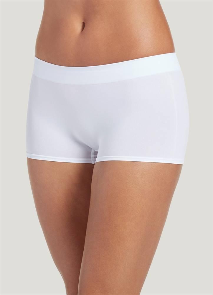 Ladies Mini BriefsSeamless UnderwearWomens Cotton KnickersSeam Free